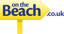 On the beach blog logo