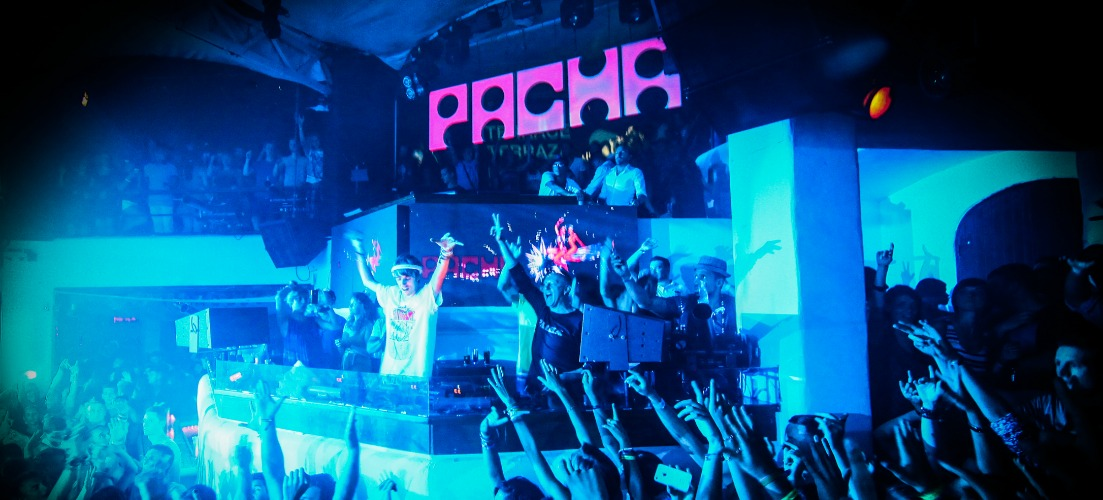 On the Beach Ibiza Guide | Clubs and Bars | Pacha