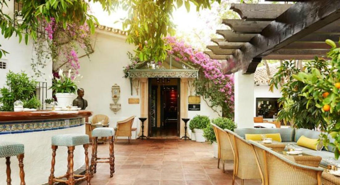 Marbella Club Dining in Costa Del Sol