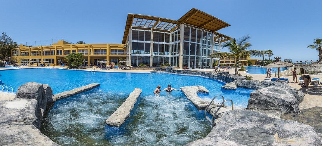 The Ambar Beach Resort and Spa, Fuerteventura.