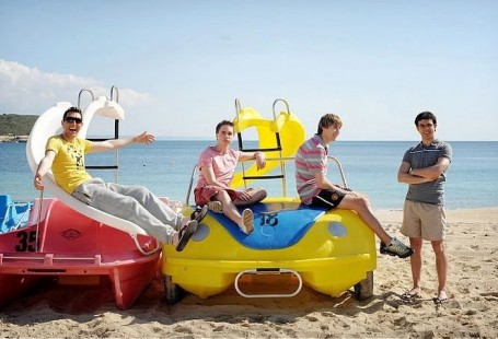 Beach Scene – The Inbetweeners Movie