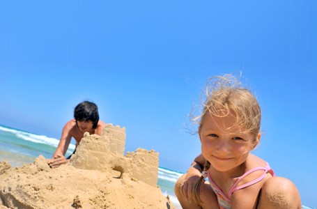 What do kids want on holiday?