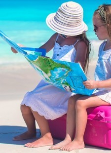 How to keep the kids happy on holiday