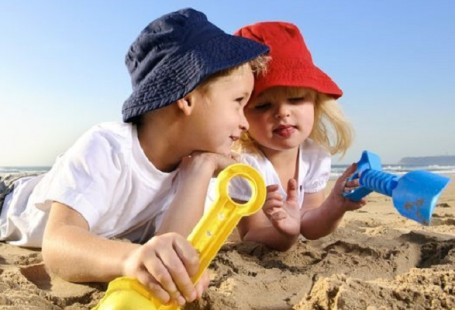 Mum and Dad's tips for holidaying with the kids!