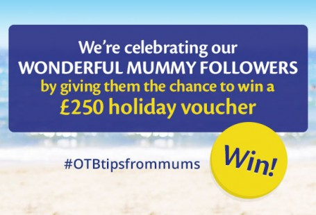 Twitter Competition – #OTBtipsfrommums