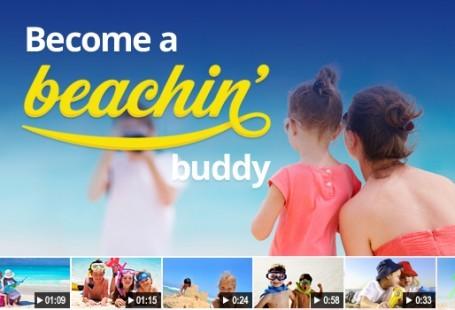Beachin' Buddies Competition