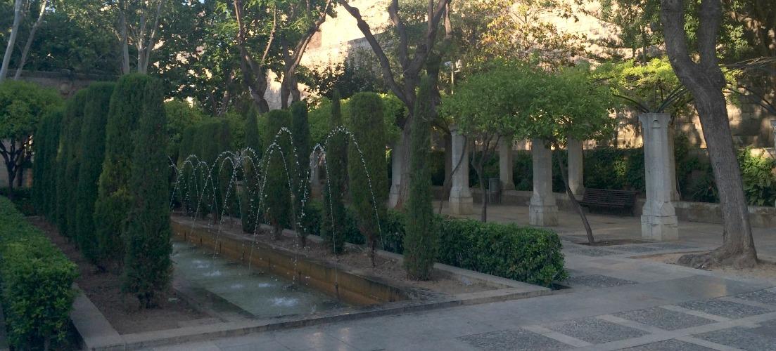 Palma de Mallorca water features