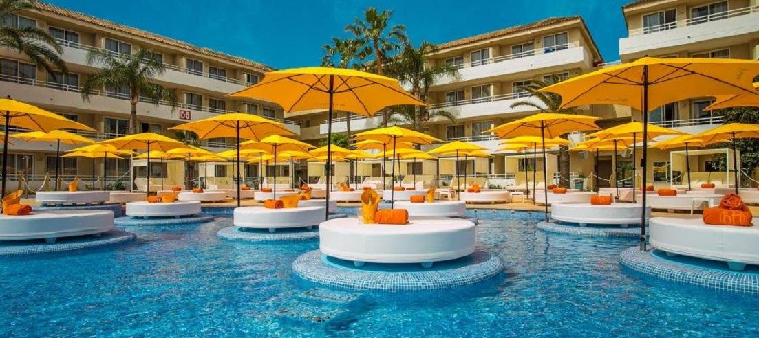 The 4* BH Mallorca Hotel
