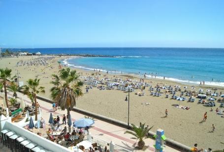 Tenerife Holidays  – Los Cristianos Beach Guide