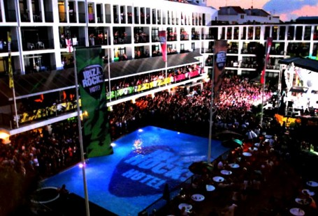 Radio 1 event at Ibiza Rocks
