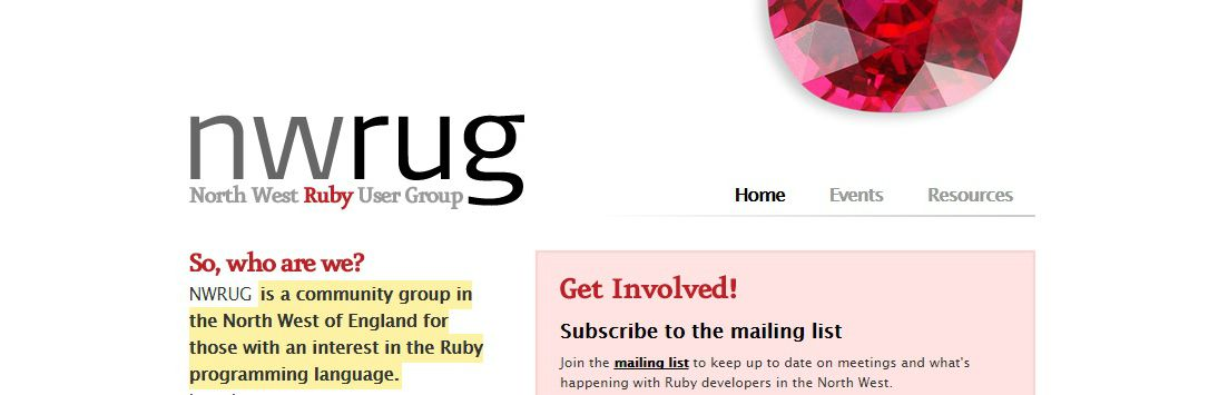 Helpful Ruby Resources - NWRUG forum