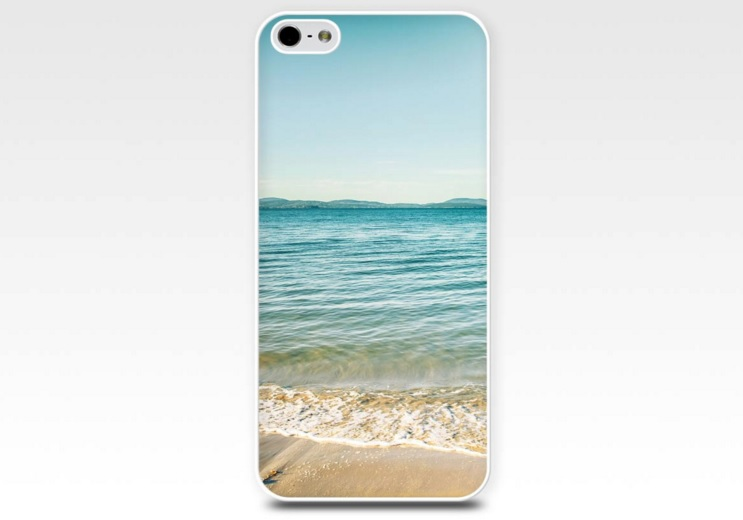 Totally Beachin' iPhone Case