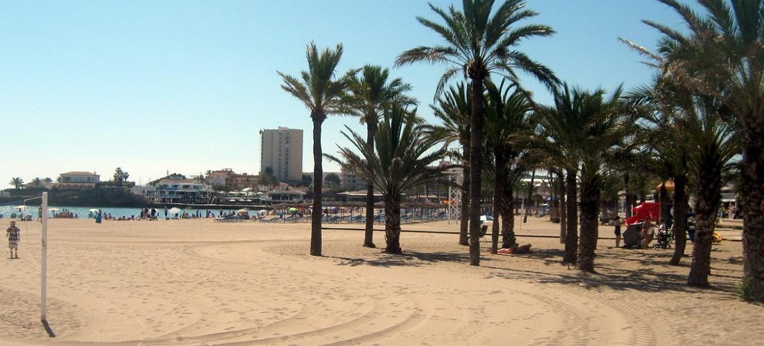Arenal Beach in Mallorca