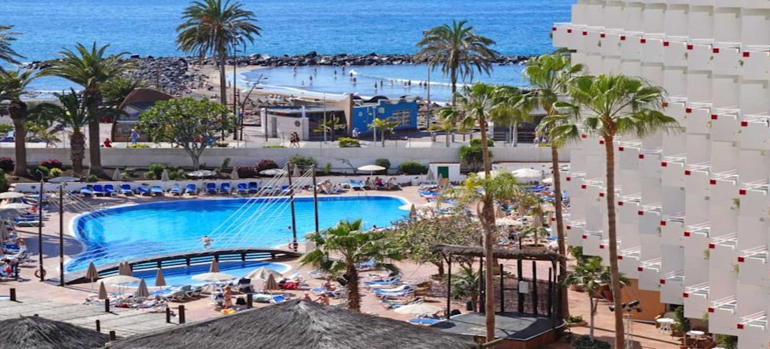 Hotel Troyo, a favourite in our Tenerife travel guide...