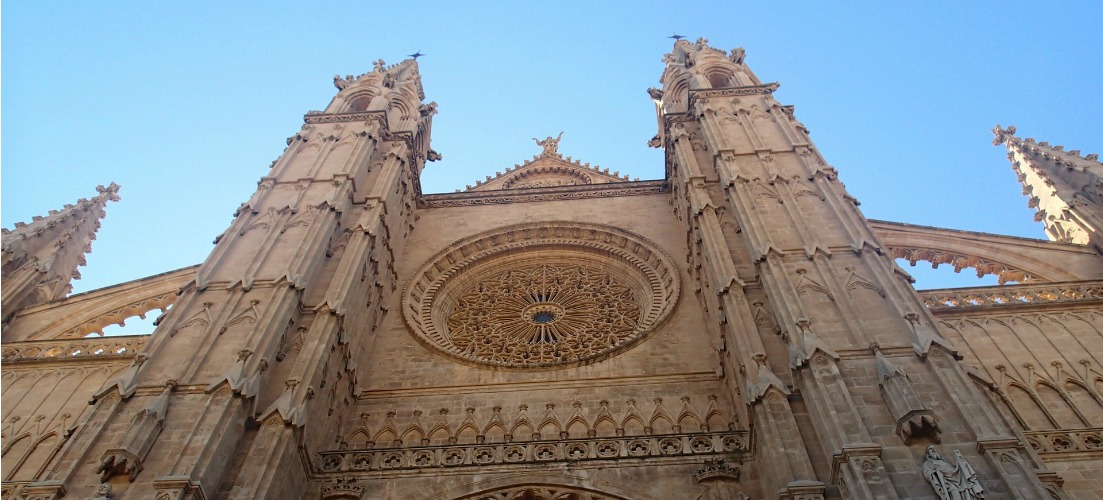 Cathedral in Palma de Majorca