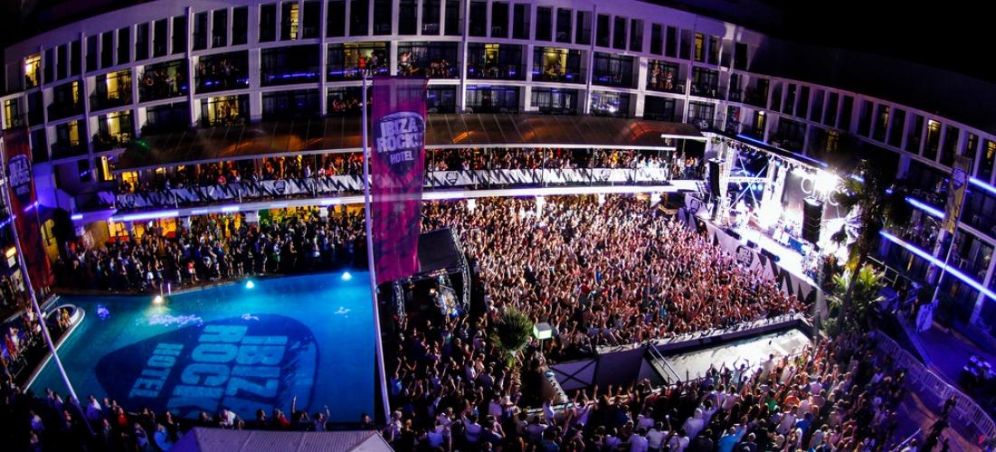 Ibiza Rocks Accommodation - the hotel