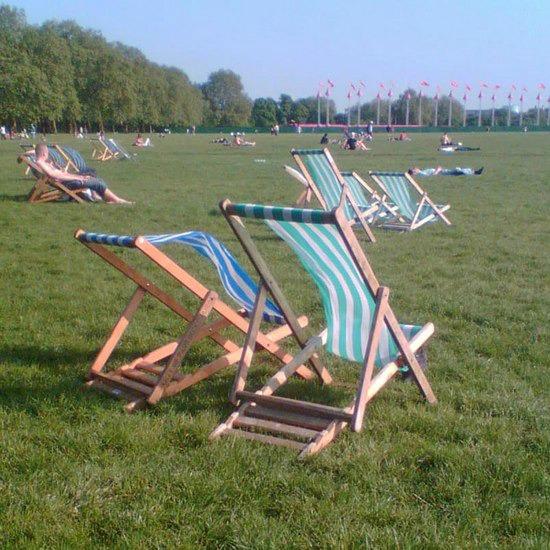 sunbathing isn't great off the beach