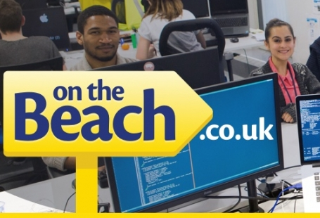 Win a work experience day at On the Beach! #OTBPickMe