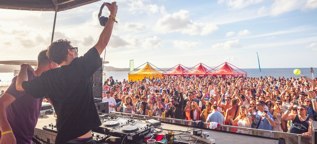 Lost and Found - music festivals in Malta