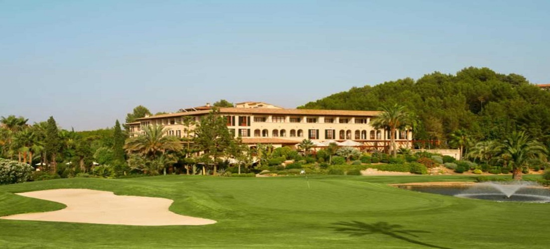 Arabella Sheraton Golf Hotel Son Vida, great for a golfing day