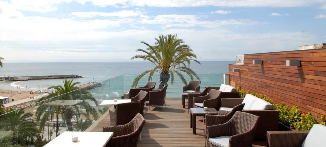Hotel Platjador, Sitges