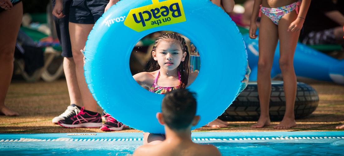 Pool Games - Hoopla Splashdown