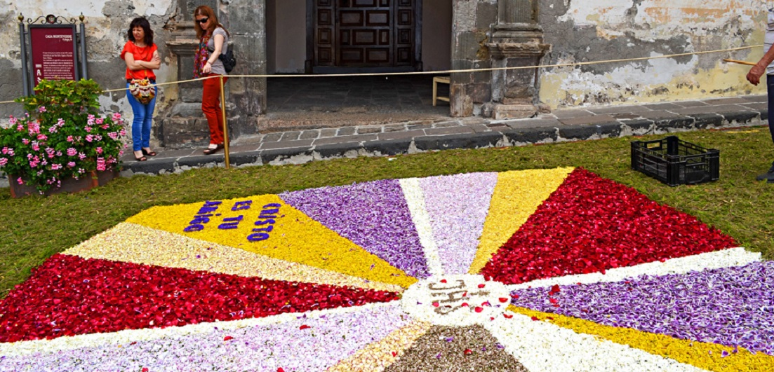 Corpus Carpets, Tenerife events