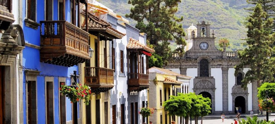 The beautiful towns are one of 10 ways you'll lose your heart to Gran Canaria