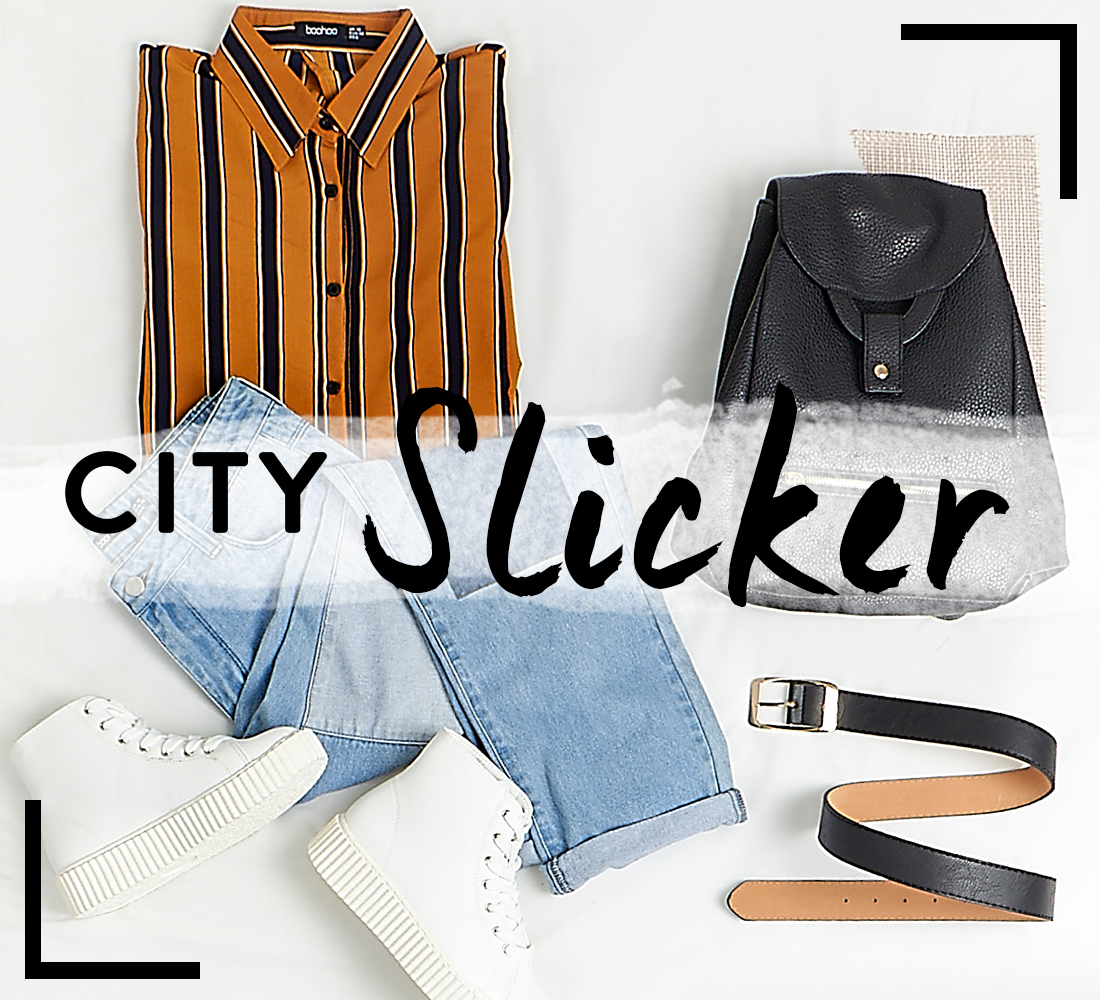 On the Beach and Boohoo: City slicker
