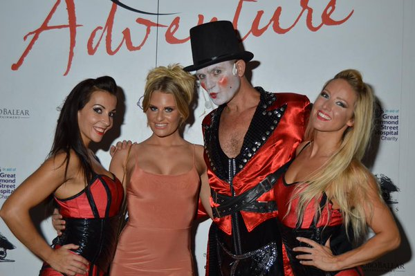 Danielle Armstrong at Pirate's Adventure
