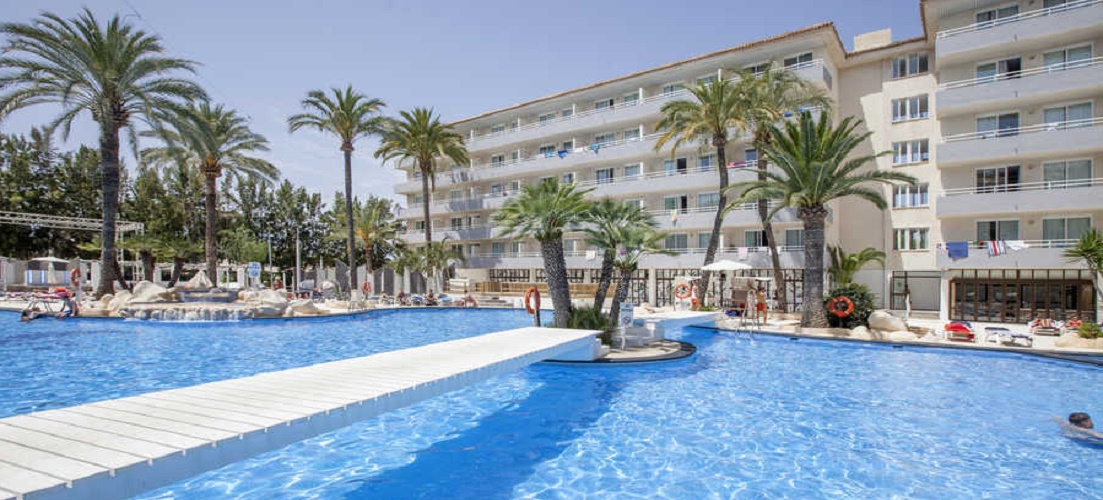 The BCM Hotel in Majorca is a great place to enjoy a mates escape