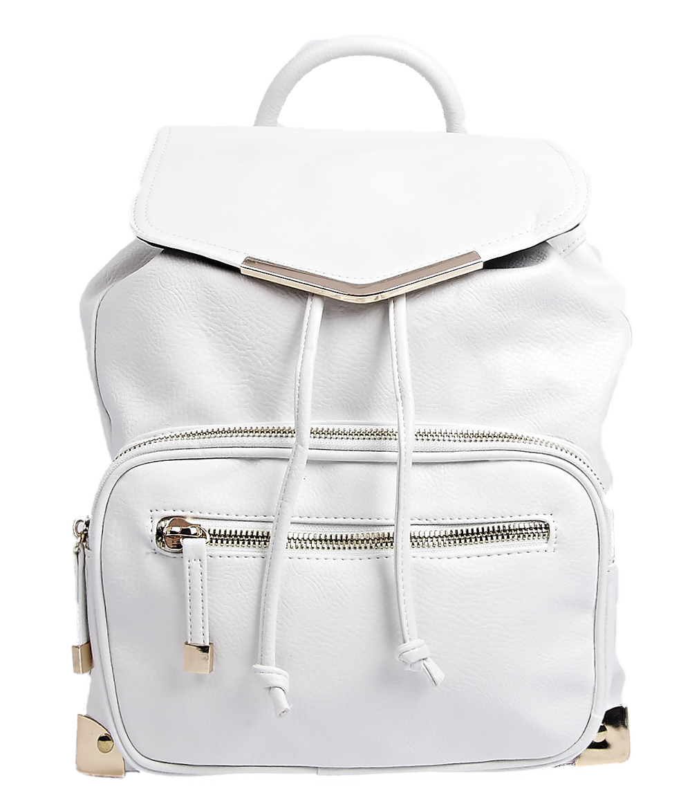 Maisie metal detail backpack