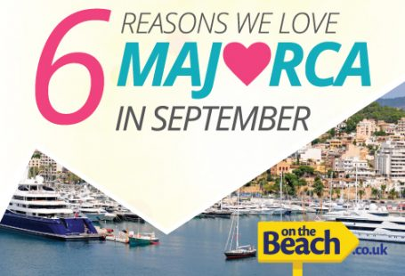 6 reasons we love Majorca in September