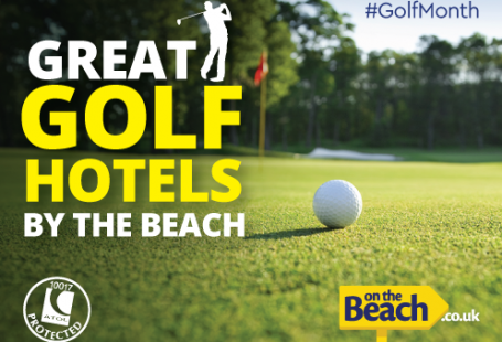 Get your golf on at these great hotels