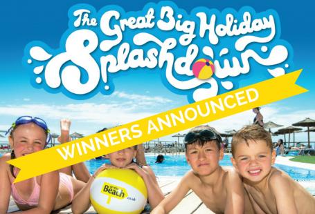 Great Big Holiday Splashdown Winners Announced