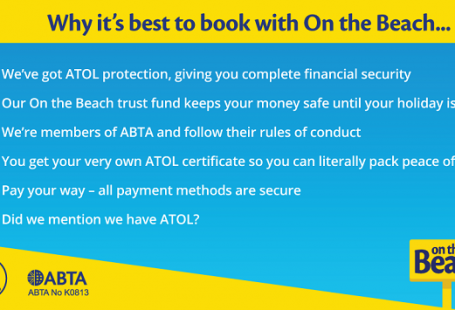 We're ATOL Protected! But what does that mean…?