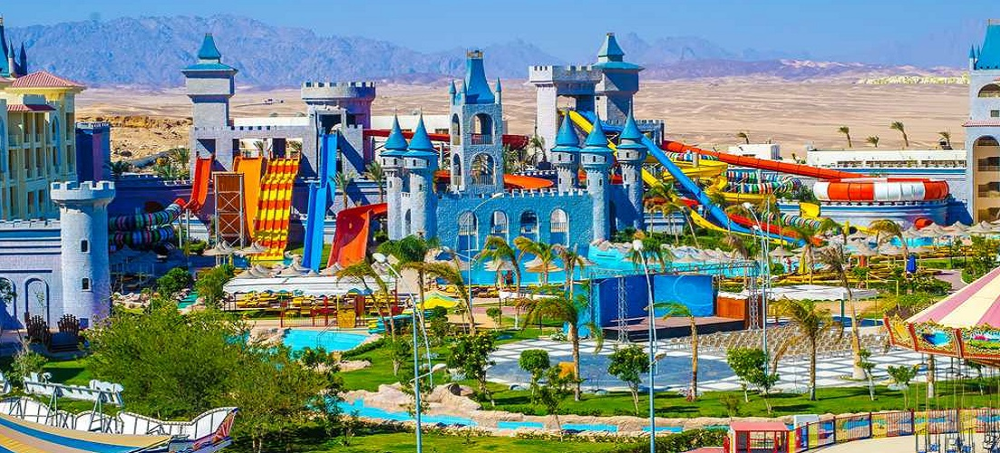 Serenity Fun City has one of the best kids clubs