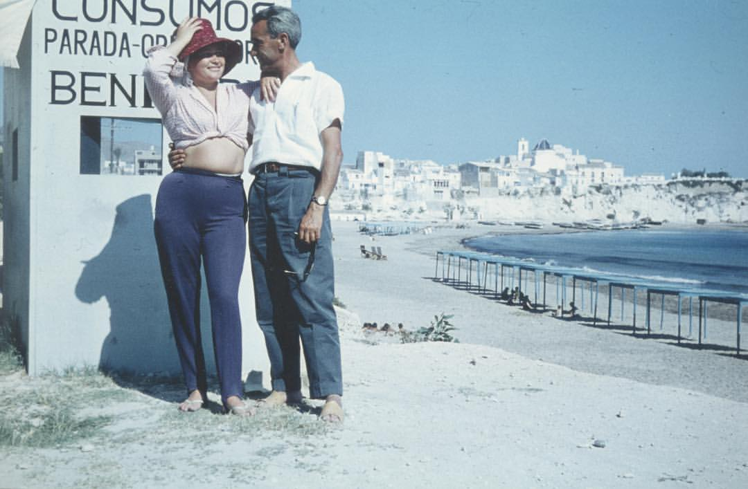 Time traveller: Benidorm in the 1960's