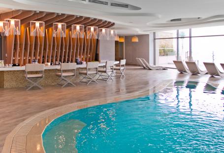 Lounge On at the Miraggio Thermal Spa Resort, Halkidiki