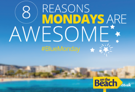 8 reasons Mondays are actually awesome – #BlueMonday