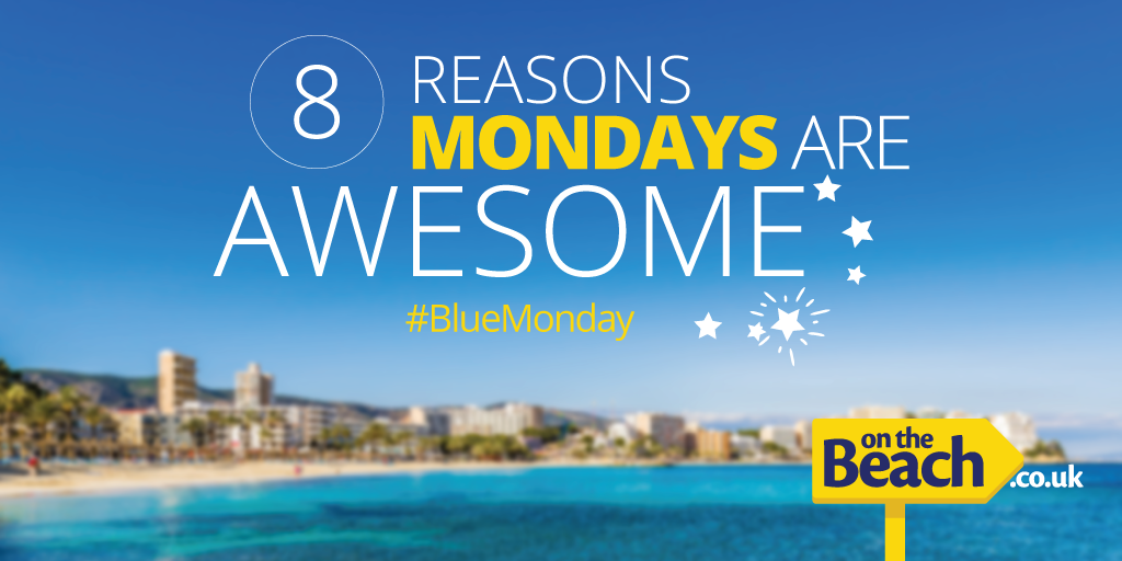 8 reasons mondays are actually awesome banner
