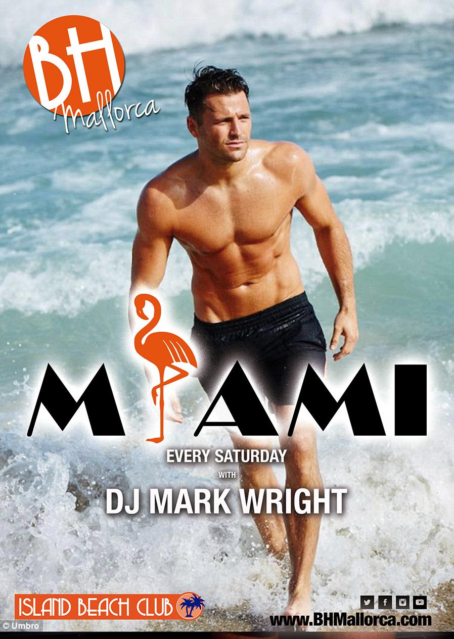 Mark Wright at Miami