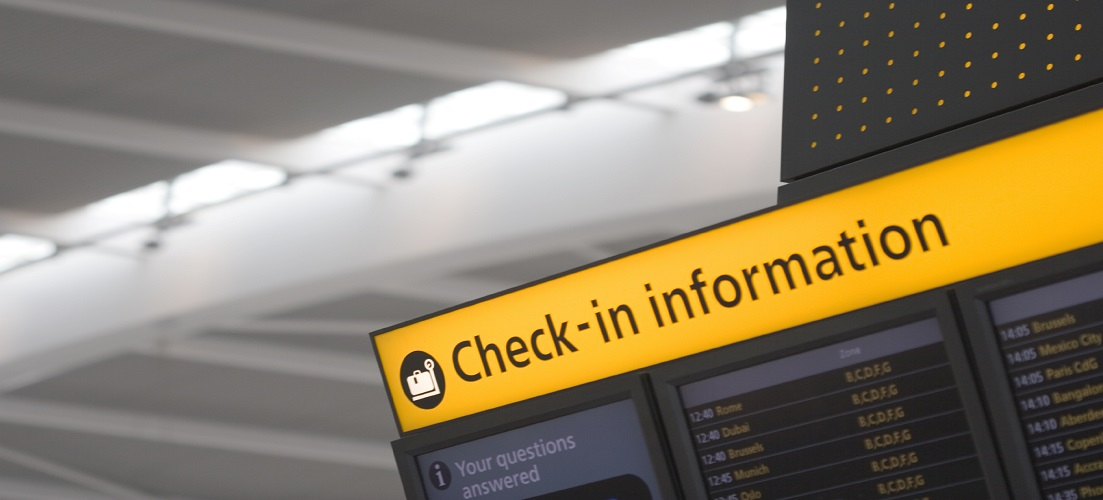 Do not forget these essentials when checking in to the airport