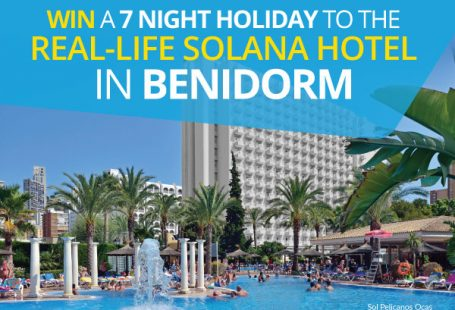 WIN a 7 night holiday to the real-life Solana hotel!