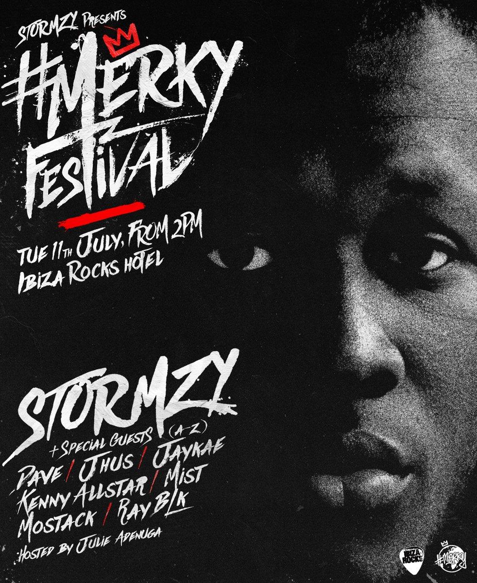 Merky festival at Ibiza Rocks