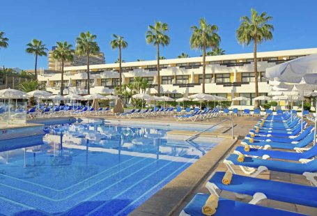 A week at the Iberostar Las Dalias in Tenerife