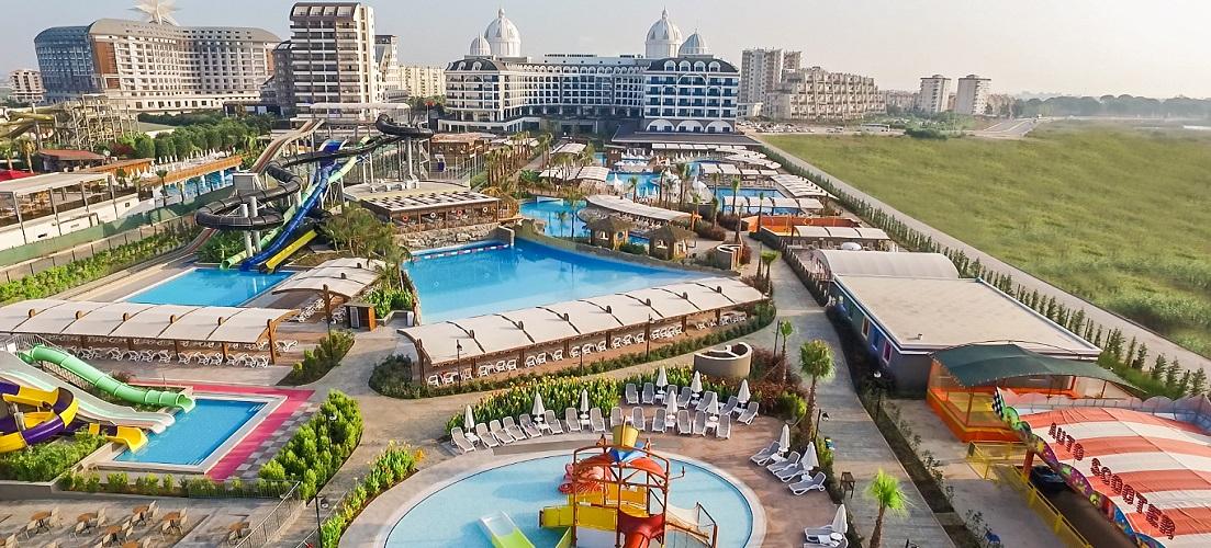 Adalya Elite Lara Hotel is one of the Adalya Hotels in Turkey