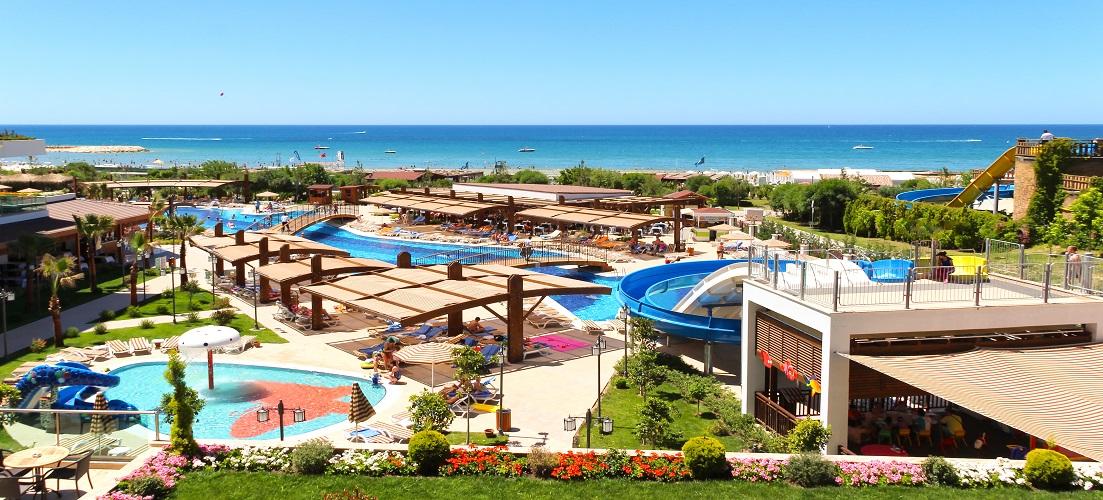 Adalya Ocean is one of the Adalya Hotels in Turkey