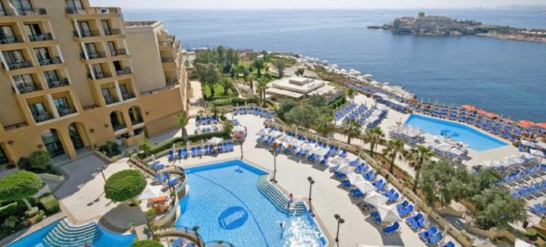 Corinthia Hotel, Malta