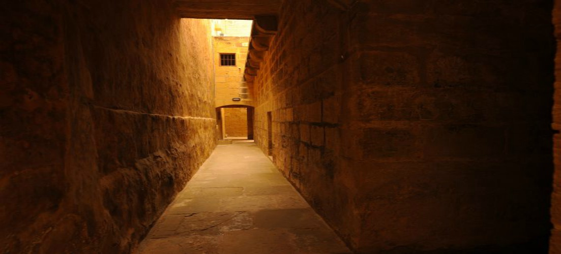 The Old Prison, Malta, Quirky Museums in Your Favourite Holiday Destinations